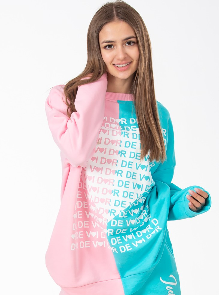 Sweater Oversize Dor de voi