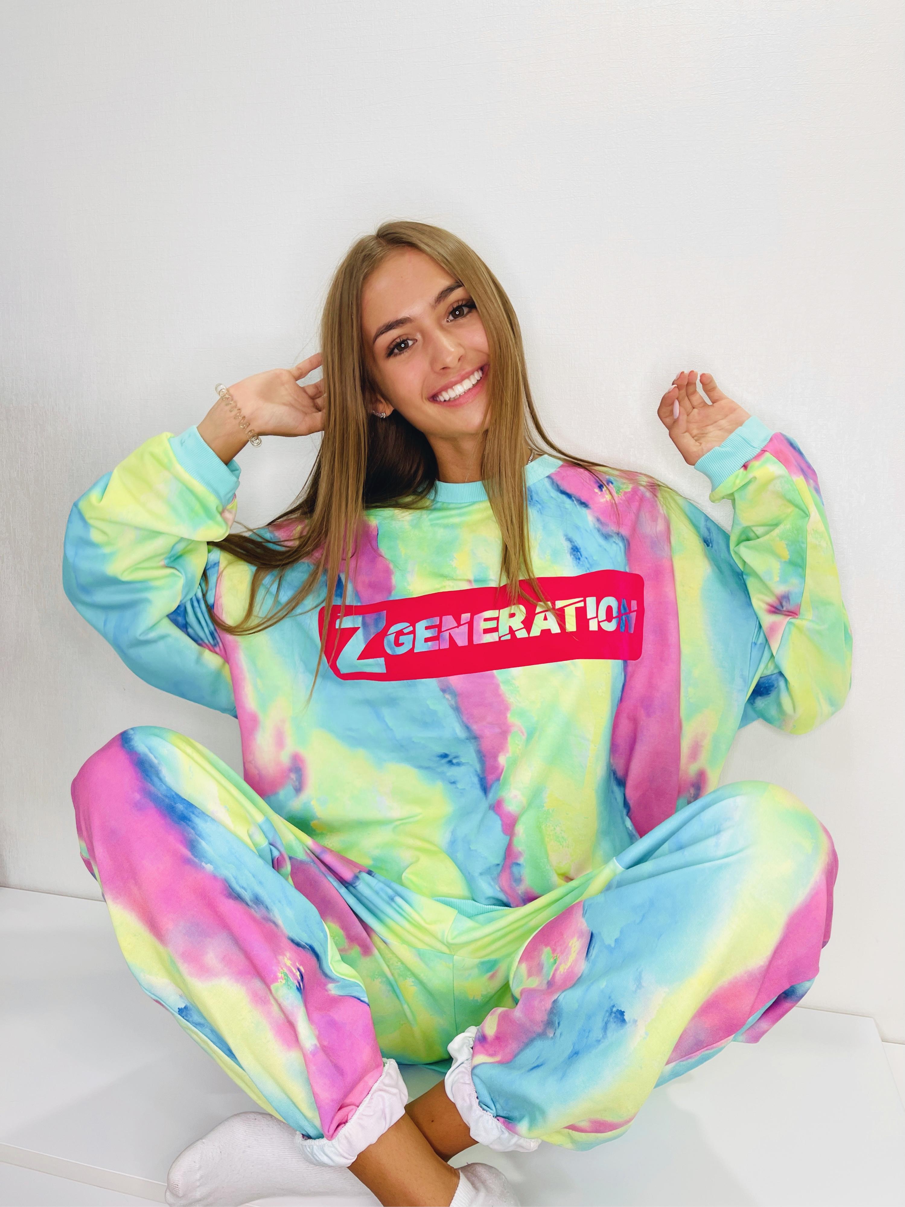 Trening Z Generation Colors